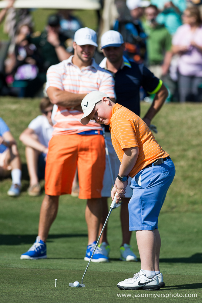 Tim Tebow Foundation Celebrity Golf Classic | St Augustine ...