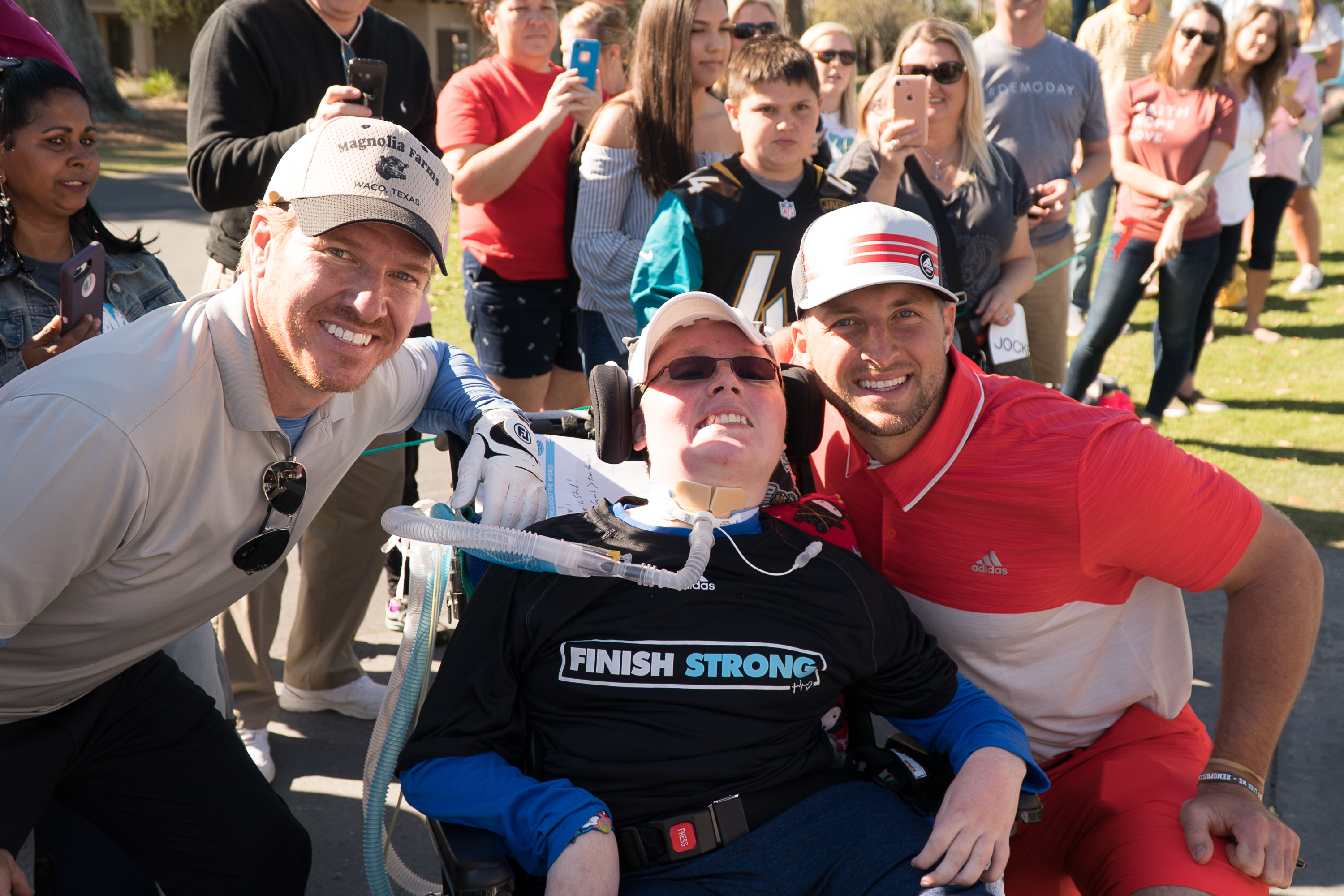 The annual Tim Tebow Foundation Celebrity Gala and Golf Classic