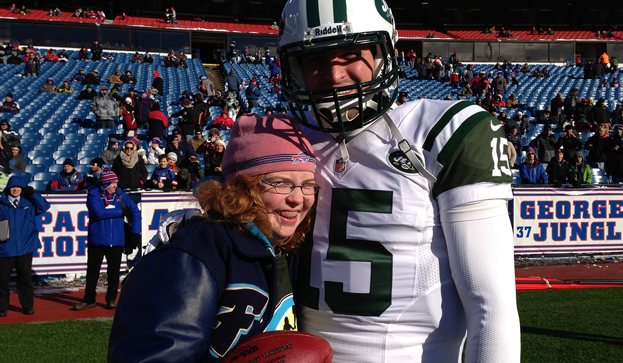 Maggie_Juul_W15H_with_Tim_Tebow_-_2012.JPG