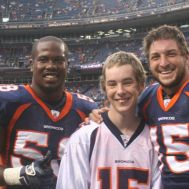 Kevin Schlung W15H with Tim Tebow - 2011.jpg